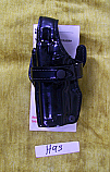 Safariland Duty Left Hand Holster Model 070 for Sig 225 or 228 Level III Hi-Gloss