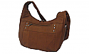 CCW Hobo Style Brown Purse