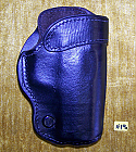Ross Leather Paddle Holster Glock 17/22