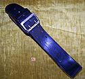 "Bianchi Duty Belt 32"" Black Leather"