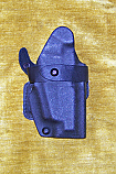 Safariland 0701 Off-Duty/Detective/Conceal Carry Holster KydexS&W 4006, 5906