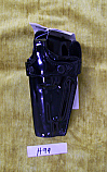 "Safariland Duty Holster Left Handed Model 070 Level III retention Hi-Gloss for a 4"" S&W Model 10, 19, 66"