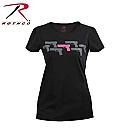 Rothco Women's ''Pink Guns'' T-Shirt